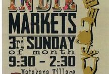 Matakana Indie Market NZ