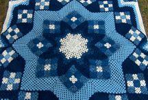 Haken inspiratie / Crochet inspiration / patronen en werkstukken van anderen die me aanspreken en inspireren.