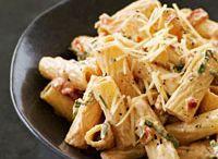 Recipes, Pasta