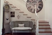 Upstairs landing / by Misty Bacon Obermeier