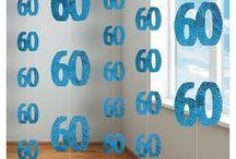 60th bday idees