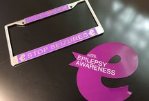 Epilepsy Awareness Items / These are #EpilepsyAwareness items available at EpilepsyStore.com. 100% of proceeds from sales support the mission of the Epilepsy Association of Central Florida!