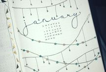 bullet journal ☺