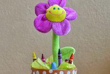 Kids Crafts / by Stephanie Blackmon