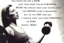 Skinny isn't my goal, Healthy is!