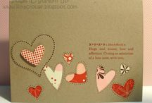 I {Heart} Hearts - Stampin' Up / Inspiration for I {Heart} Hearts stamp set