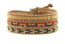 Boho Betty - on trend beaded wrap bracelets / A tempting taster of the latest Boho Betty bracelets available on Piccadilly Lily