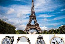 Paris / #Parigi #romantico #firenze #orologio