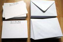 Letterpress Printing / General letterpress items