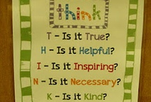 pyp learner profile / by Ruth Adams