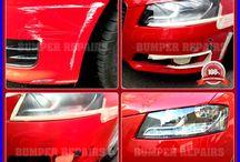 Audi A3 Repair London / We repair Audi A3 paint scratch, bodywork dent and alloy wheel scratch damage in London, Surrey, Hertfordshire, Essex & Kent