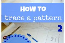 Trace a pattern