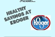Healthy Savings at Kroger