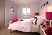 Pink Interior Design - #WearItPink / A selection of show homes with gorgeous pink interior design and accessories. We're celebrating everything PINK for Breast Cancer Awareness this October.