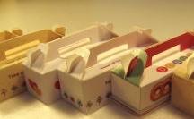 ミニチュアケーキボックス