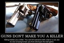 Guns / by Jim Brown