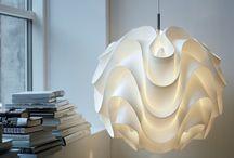 Le klint lamp