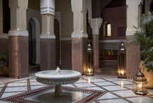 MOR LUXURY / From ancient riads that were once used by Moroccan royalty to the latest five star hotels in brand new resorts, Morocco's a country full of places to luxuriate in.
