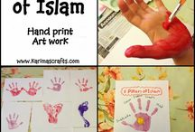 Islamic crafts for little muslims