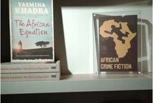 Yasmina Khadra / We are very pleased to publish the latest novels by this literary giant: The African Equation and The Dictator's Last Night.