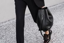 office boyish outfit