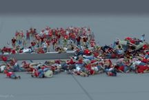 3d Simulations
