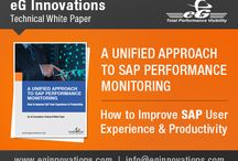 eG Innovations White Paper / eG Innovations Resources - Learn more about eG Enterprise, and why and how it is giving us the edge over others. eG Enterprise is a 100% web-based application performance management software for next generation  http://www.eginnovations.com/white-papers.htm