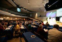 Church ideas: Auditoriums / by Phillip Boshoff
