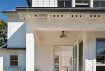 Modern Farmhouse Architecture and Details