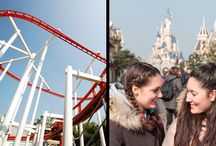 Paris Disneyland / Disneyland and tours