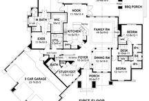 House Plans / by Melissa Wait