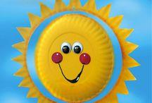 Summer Activities & Games for Kids / Actividades y Juegos de Verano / Agrupación de ideas, juegos y actividades para que los peques disfruten del verano.