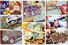Inspirational ideas for Scrapbooking & Cardmaking