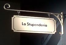 Pitti Bimbo / La stupenderia stand through seasons