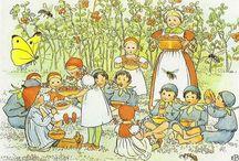 Barn/Nostalgi - honningsentralen