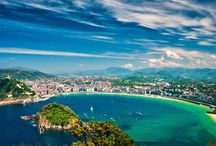 San Sebastián / Taste San Sebastián, the sea, the food, the wine, the mountains!