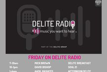Delite Radio / YOUR OFFICIAL FEEL GOOD STATION, Delite Radio brings you a fresh and exciting commercial sound putting the 'FEEL GOOD' back into radio.Broadcasting on DAB+ London, DAB+ Manchester in High Quality Stereo and on-line www.deliteradio.com. Download the Delite Radio app for free on either your Apple or Android device and listen to us while you're on the go. Add us/Like us on Facebook @deliteradio, Twitter @deliteradio and Instagram @deliteradio -  playing you 'MUSIC YOU WANT TO HEAR' and certainly 'MUSIC WE LOVE TO PLAY'