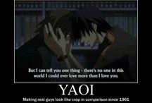 Yaoiii / Sekaiichii Hatsukoi & Junjou Romantica