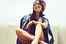 summers / #summer #photography #denims