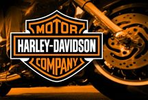 H-D 4 My Man / Harley-Davidson clothes & stuff for my fabulous hubby, Anthony. / by Brandy Jones