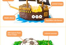 cake ideas for Cooper