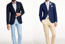 Men's Trends S/S 2014  / Your inspiration for the spring/summer 2014 wardrobe