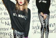 Fashion and stuff! / Clothes and stuff that I loooooove! :D