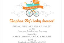 Daphne Oz's Baby Shower / See all the baby shower fun that was had today! #BunInTheOven   / by The Chew