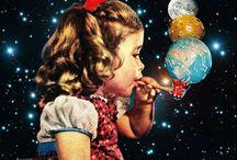 Intergalactic Collage