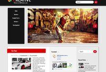 WordPress Temas / by Paulo Beneton