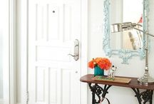 Mud Room/ entryway / by Melissa Robinette