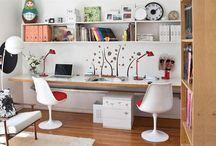 Muebles estudio niños