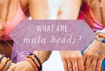 what are mala beads? / mala beads are mysterious and magical necklaces or meditation garlands that have been worn for thousands of years by yogis and spiritual seekers from all over the world. by fusing our mala beads with healing crystals and gemstones we are able to give each mala it's own intention and unique meaning. http://www.lovetinydevotions.com/what-are-mala-beads/