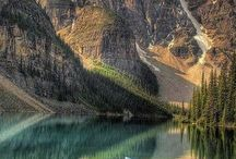 Places to go /  Canada Alaska